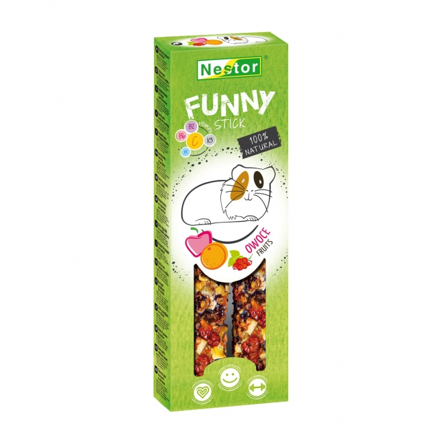 Sticks for rodents and rabbits Funny - FRUITS