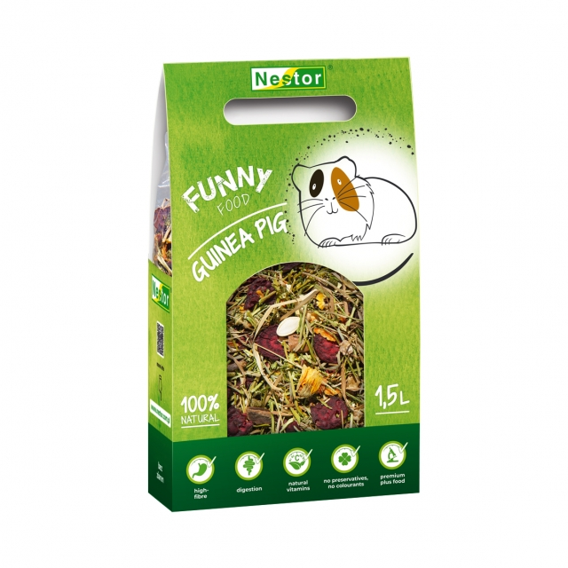 Food for guinea pigs Funny